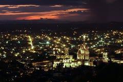 San Miguel DE Allende Royalty-vrije Stock Foto's