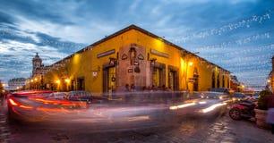 San Miguel de allende Immagine Stock Libera da Diritti