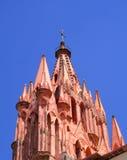 San Miguel de allende Immagini Stock Libere da Diritti