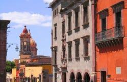 San Miguel de Allende Stockbild