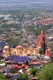 San Miguel de Allende Stockfoto