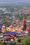 San Miguel de Allende Fotografia Stock