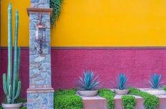 San Miguel de allende Stock Afbeelding
