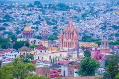 San Miguel de allende Royalty-vrije Stock Fotografie