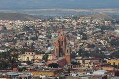 San Miguel de Allende Imágenes de archivo libres de regalías
