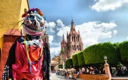 San Miguel de Allende 2 Image libre de droits