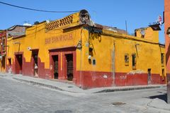 San Miguel de Allende Guanajuato Mexico photo libre de droits