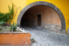 San Miguel de Allende. Royalty Free Stock Photography