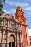 San Miguel De Allende Ja Obrazy Stock