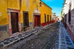 San Miguel de allende, Messico fotografia stock libera da diritti