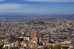 San miguel de allende, mexico Stock Image