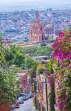 San Miguel de Allende Stock Photo