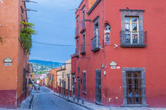 San Miguel de Allende Royalty Free Stock Photos