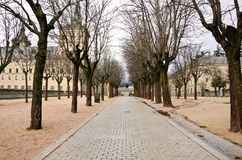 San Miguel de el Escorial. Madrid Spain Stock Photo