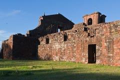 San Miguel de la catedral de las misiones Fotografía de archivo libre de regalías