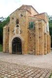 San Miguel de Lillo, Овьедо, Испания Стоковое Фото