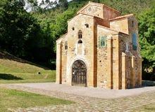 SAN MIGUEL DE LILLO kościół Obraz Stock