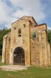 San Miguel de Lillo, Oviedo Fotografie Stock Libere da Diritti
