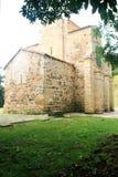 San Miguel de Lillo, Oviedo, Espagne Photographie stock