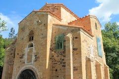 San Miguel de Lillo, Oviedo, Espanha Imagem de Stock