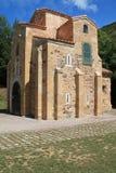 San Miguel de Lillo, Oviedo, Spagna Fotografia Stock Libera da Diritti