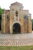 San Miguel de Lillo, Oviedo, Spanien Royaltyfri Foto