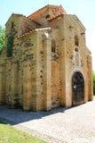 San Miguel de Lillo, Oviedo, Spanien Royaltyfri Fotografi