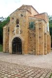 San Miguel de Lillo, Oviedo, Spanje Stock Foto