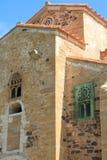 San Miguel de Lillo, Oviedo, Spanje Stock Afbeeldingen