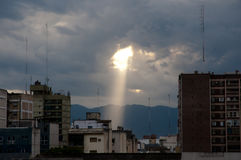 San Miguel de Tucuman, Argentyna - zdjęcie stock