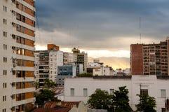 San Miguel de Tucuman - l'Argentine Photos stock
