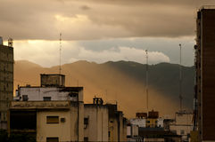 San Miguel de Tucuman - l'Argentine Photographie stock