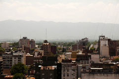 San Miguel de Tucuman - la Argentina Fotos de archivo