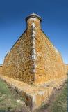 San Miguel fort. Rocha, Uruguay Royalty Free Stock Photos