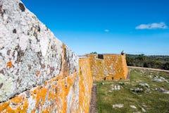 San Miguel fort. Rocha, Uruguay Stock Photography