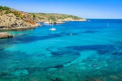 SAN Miguel - Ibiza - Βαλεαρίδες Νήσοι - Ισπανία Στοκ Φωτογραφία