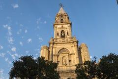 San Miguel Kirche, Jerez de la Frontera, Spanien Lizenzfreie Stockfotografie