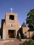 San Miguel Mission Immagine Stock Libera da Diritti