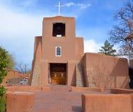 San Miguel Mission Lizenzfreie Stockbilder