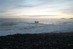 San Miguel, Perù fotografia stock libera da diritti
