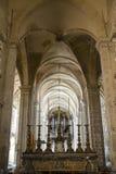 San-Mihiel - interiore della chiesa Immagine Stock