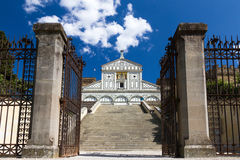 San Miniato al Monte Royalty Free Stock Photography