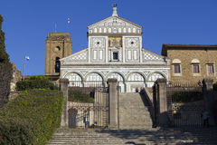 San Miniato al Monte Royalty Free Stock Photos