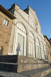 San Miniato al Monte in Florence,Italy Stock Photography
