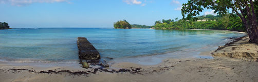 San na plaży Obraz Stock