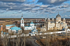 San Nicolás Monastery_a Imagenes de archivo