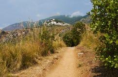 San Nicola Arcella, Cosenza, Calabria, południowy Włochy, Włochy, Europa Obrazy Stock