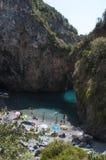 San Nicola Arcella, Cosenza, Calabria, południowy Włochy, Włochy, Europa Zdjęcia Stock