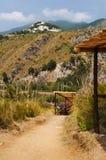 San Nicola Arcella, Cosenza, Calabria, południowy Włochy, Włochy, Europa Obraz Royalty Free