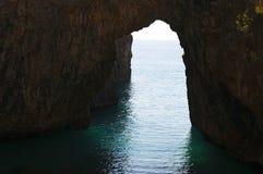 San Nicola Arcella, Cosenza, Calabria, południowy Włochy, Włochy, Europa Zdjęcia Royalty Free